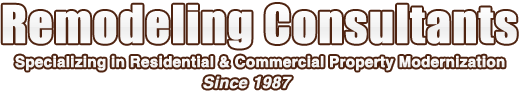 Remodeling Consultants Logo